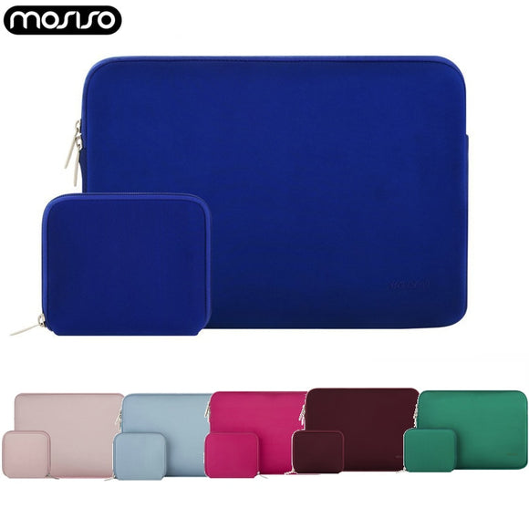 11.6 12 13 13.3 14 15.6 Waterproof Laptop Bag Carry Case For Macbook Pro/Air/Asus/Neoprene Notebook Computer Sleeve Cover - 88digital