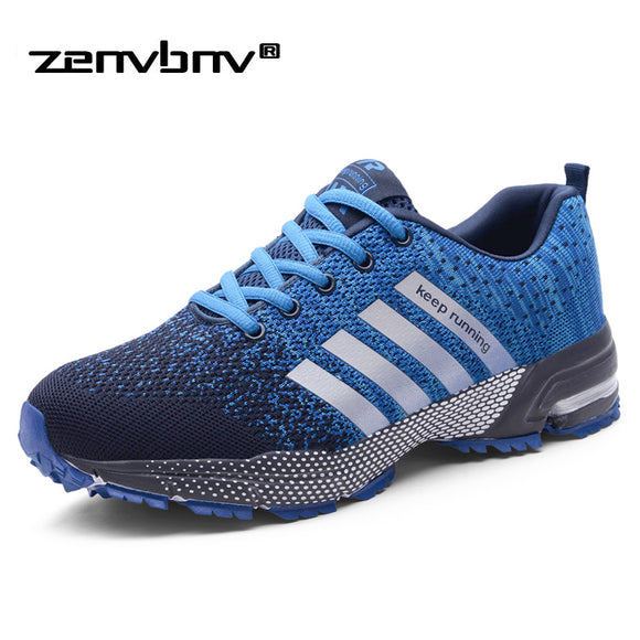 Men Shoes Plus Size 47 Men Casual Shoes High Quality 2019 Spring Autumn Mesh Sneakers Lightweight Breathable Male Trainers 46 48 - 88digital