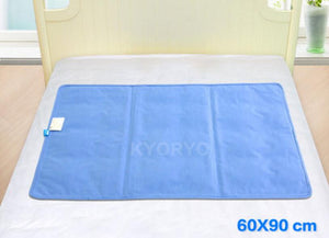 Multipurpose Summer Cooling Gel mat Ice Bed pad Sofa seat mattess Bed Mattress - 88digital