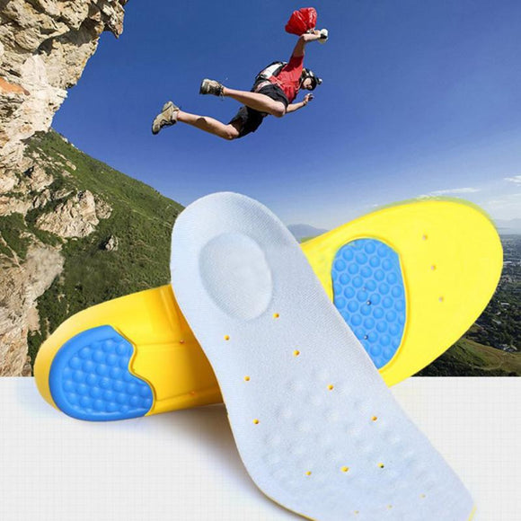 New Memory Foam Orthotics Arch Pain Relief Support Shoes Insoles Insert Pads Sports USA - 88digital