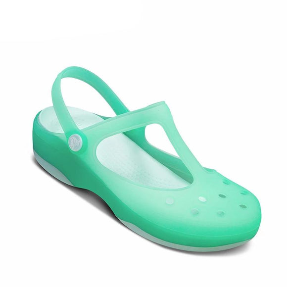Crocs shoes Women's shoes non-slip beach sandals soft bottom casual shoes 11209 - 88digital