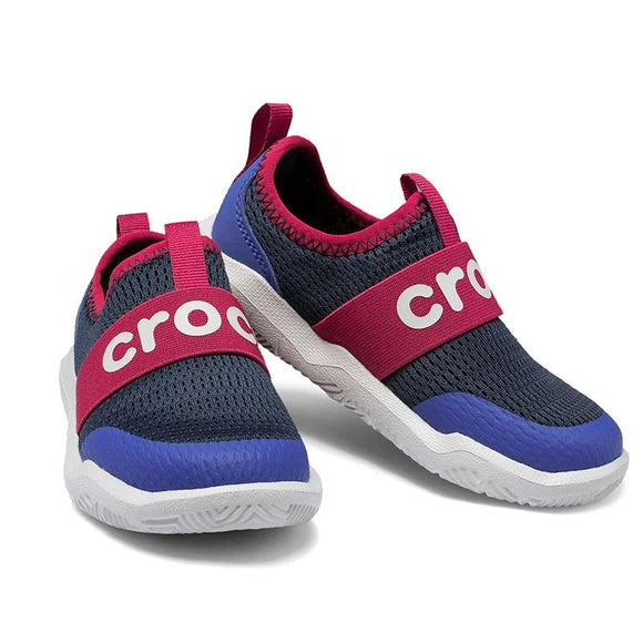 Crocs children's sports shoes, wave belt, boys and girls, color, breathable, lightweight children's shoes 205362 - 88digital