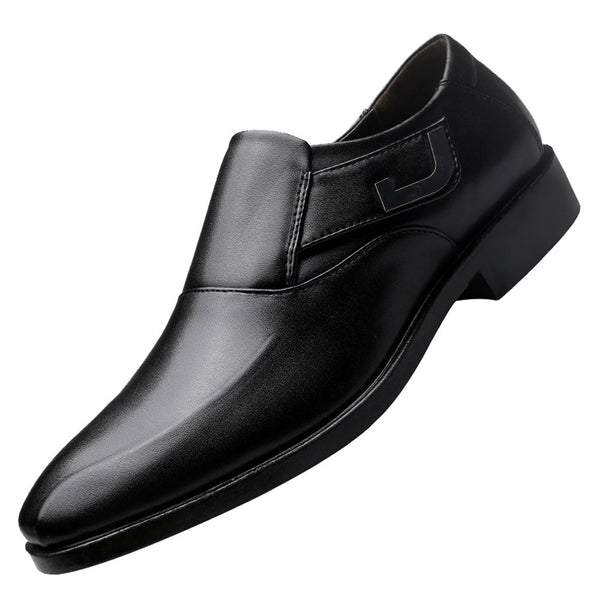 Men/'s Oxfords Leather Shoes Dress Formal Business Pointed Casual Lace shoes