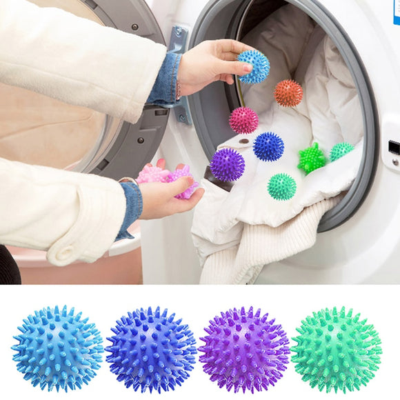 Dryer Balls Reusable Clean Tools Laundry Washing Drying Fabric Softener - 88digital