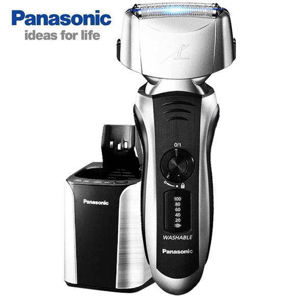 Panasonic ES-LT72 Electric shaver Rechargeable High-speed Magnetic Suspension Motor Drive 13,000 rpm with Automatic Cleaner - 88digital