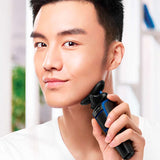 Original Philips Face Shaver Electric Shaver S528/S529 with Rechargeable Skin Friendly Shaving machine for Men 100-240V - 88digital