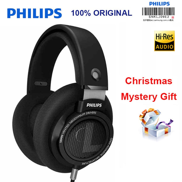 Original Philips SHP9500 Professional Earphone with 3m Long Wire Noise reduction Headphones for xiaomi SamSung S8 MP3 Official Test - 88digital