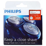 Original Philips shaver HQ9 -Applicable to HQ 8240 / 9190 PT 920 / 927 / HQ 9090 HQ 9080 Cutter Head Knife Net - 88digital