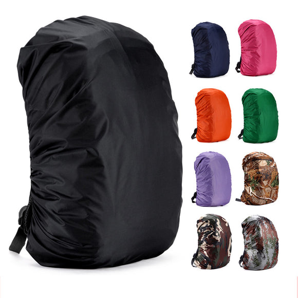 Portable Rainproof Backpack 1 Pcs Rucksack Bag Rain Cover Travel Camping Waterproof - 88digital