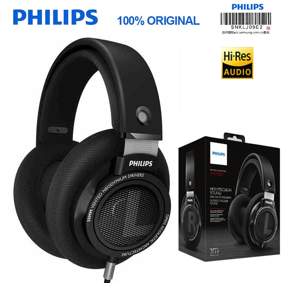 Original Professional Philips SHP9500 Headphones with Pure Sound Quality 3 Meter Long HIFI Headset for Xiaomi MP3 Huawei - 88digital