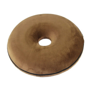 Ring Donut Memory Foam Seat Car Chair Cushion Back Support Orthopedic Pillow UK Reduce  Pressure Comfortable Cushion - 88digital