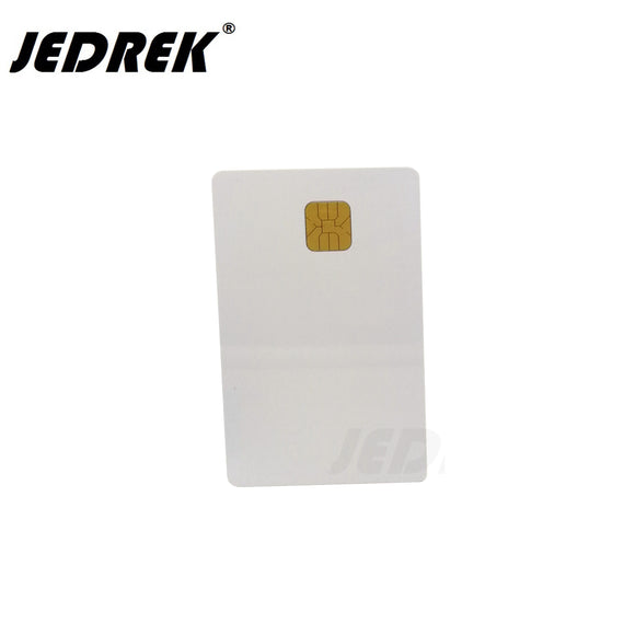 SLE 4428 PVC Blank card contact IC smart Card - 88digital