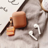 Soft Silicone Case For AirPods Cute Cartoon Protective Cover For Apple Wireless Earphone Storage Box Headset Accessories Case USA - 88digital