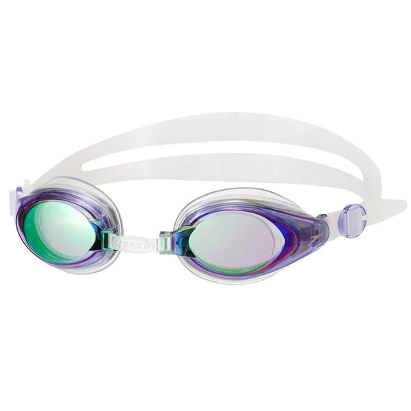 Speedo Silica Gel  Anti-fog Frame Plating Swim Goggles Anti-UV Glass Men's Women's Adjustable Eyewear Scratch-proof Lens - 88digital