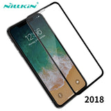 NILLKIN CP+MAX Screen Protector For iPhone Xs / Xs Max / Xr 3D Safety Protective Tempered Glass for iPhone X 5.8''/6.5''/6.1'' - 88digital