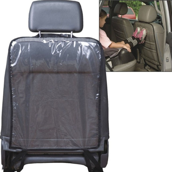 Car Seat Back Cover Protector For Kids Children Baby Kick Mat From Mud Dirt Clean Car Seat Covers Protection Kicking Mat - 88digital