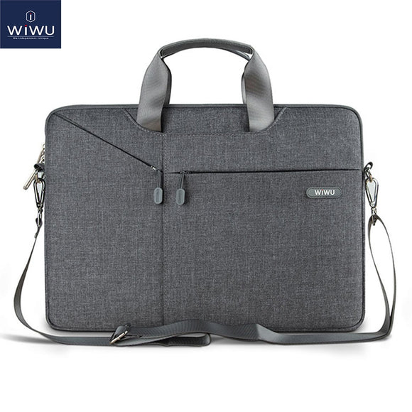 Laptop Bag Case 17.3 15.6 15.4 14.1 13.3 Messenger Bags for MacBook Air 13 Case Waterproof Notebook Bag for MacBook Pro 15 - 88digital