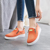 Women shoes 2019 new arrival fashion denim women casual shoes femme tenis feminino zip canvas shoes women sneakers plus size - 88digital