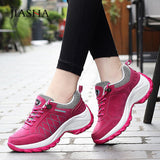 Women sneakers 2019 fashion shock-absorbing non-slip mountain hiking shoes woman comfortable sneakers shoes lady sport Shoes - 88digital