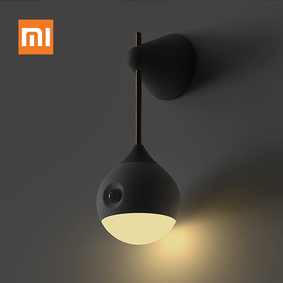 Xiaomi Mijia Sothing Night Light Smart Sensor Portable Infrared Induction USB Charging Removable Night Lamp Xiaomi Smart Home - 88digital
