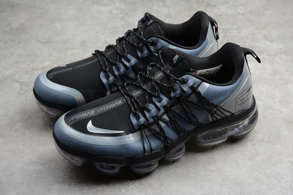Nike Air Vapormax 2019 Dusk Blue Run Utility Black Anthracite Men's Women's Running Shoes Sneakers AQ8810-400