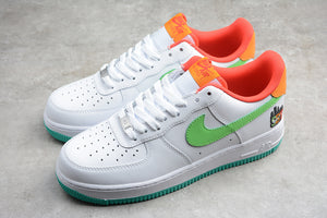 Nike Air Force 1 '07 AF1 Low 07 White Green Nebula Men Women Sneakers Shoes C07506-146