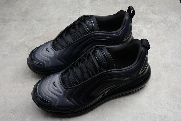 Nike Air Max 720 Total Eclipse Black Black Anthracite Men Shoes Sneakers AO2924-004