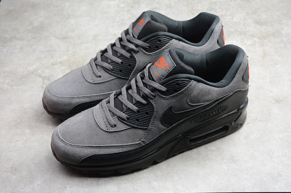 Nike AIR Max 90 Essential Anthracite Grey Black Men Shoes Sneakers AJ1285-025