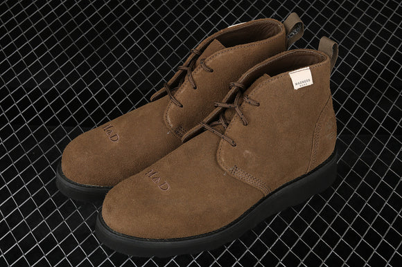 TIMBERLAND MEN MADNESS X Dark Brown Suede Premium Boots Waterproof TB0A1UJD