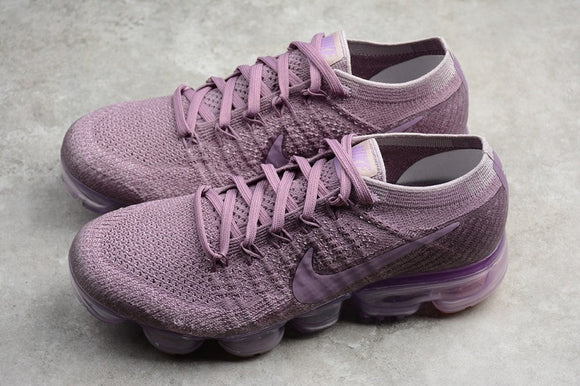 Nike Air VaporMax Flyknit 2018 Violet Dust Women's Running Shoes Sneakers 849557-500