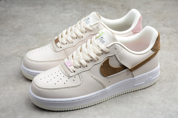 Nike Air Force 1 '07 AF1 07 Low Vandalized Light Orewood Brown Olive Grey Light Pink Men Women Sneakers Shoes Size 36-45 / 5.5-11 DC1425-100