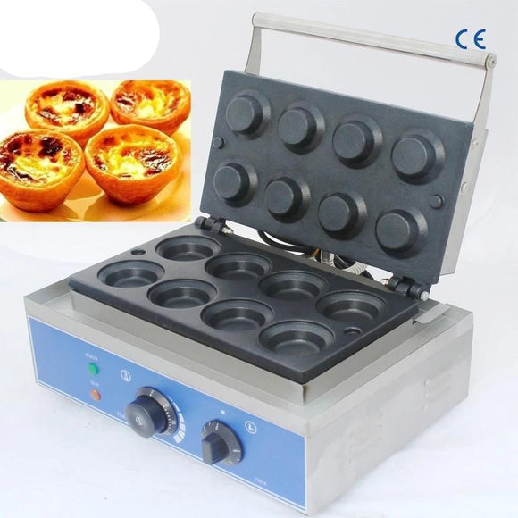 High quality cheese pie making commercial baker cheese tart make egg tart machine tartlet tart press machine egg tart machine - 88digital