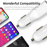 iHaitun 30W USB Type C PD Car Charger For Samsung S10 Quick Charge 4.0 3.0 QC3.0 QC4.0 Fast Huawei SCP QC Mobile Phone Charger - 88digital