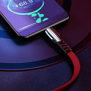iHaitun 5A USB Type C Cable For Huawei Mate 20 Pro Honor 10 USB 3.1 Quick 3.0 Cord Phone Charger Samsung S9 S8 Mi 9 Redmi Note 7 - 88digital
