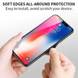 iHaitun Luxury Ultra Thin Case For iPhone X XS MAX XR Cases PC Slim Transparent Back Cover For iPhone XS MAX X 10 Phone XS Case - 88digital