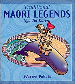 Traditional Maori Legends (Paperback)