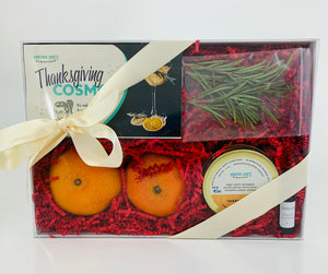 Thanksgiving Cosmo Cocktail Kit