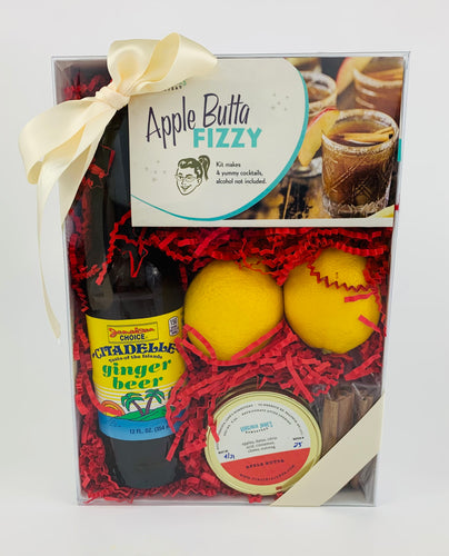Apple Butter Fizzy Cocktail Kit