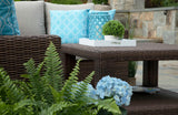 Alder 5pc Sectional with Sunbrella Fabric