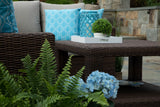 Monteray 4pc Sectional with Sunbrella Fabric