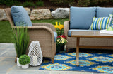 Tupelo 4pc Deep Seating with Sunbrella Fabric