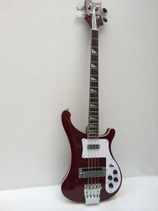 Rickenbacker 4003 Bass Guitar Reproduction Wine Red
