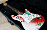 Fender Jimi Hendrix Monterey Stratocaster Guitar Reproduction