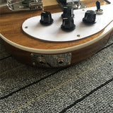 Rickenbacker Bass 4003 Walnut Guitar Reproduction