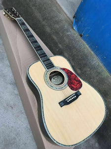 Martin D45 Celtic Knot Guitar Reproduction Limited Edition Real Abalone