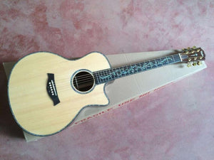 Taylor PS14c Special Edition Guitar Reproduction Natural Color