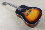 John Lennon J160e Guitar Reproduction Beatles Iconic Guitar