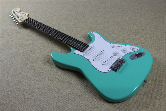 Fender Stratocaster Guitar Reproduction Sea Green