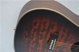 Peavey Jack Daniel's Guitar Reproduction Acoustic Electric Tennessee Brown