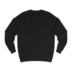 The box sweater black back